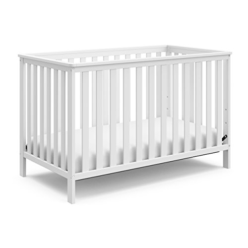 41HS6wDin%2BL - Storkcraft Rosland 3-in-1 Convertible Crib - White