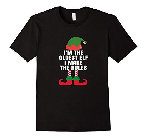 Elf I Make The Rules T-Shirt ()