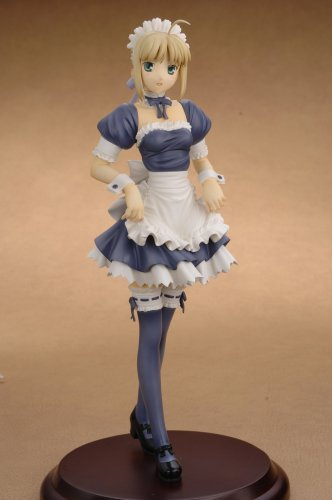 Craze Fate/hollow ataraxia Saber Maid Ver. [1/6 Scale PVC]