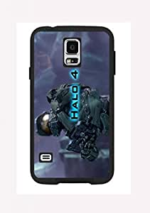 New Case Cover Silicone Samsung Galaxy S4 Protection Design Halo game Hit Hl4