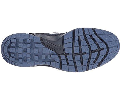 Nike Air Max Dynasti Två Obsidian / Vit / Midnatt Marin / Blue Moon Mens Löparskor