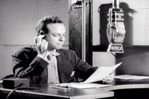broadcasting essay history radio