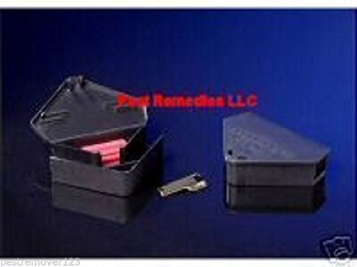 (24 Protecta RTU Bait Stations Mice with 2 Gold Key Included PR 2620 Bell Labs __#pestremover123)