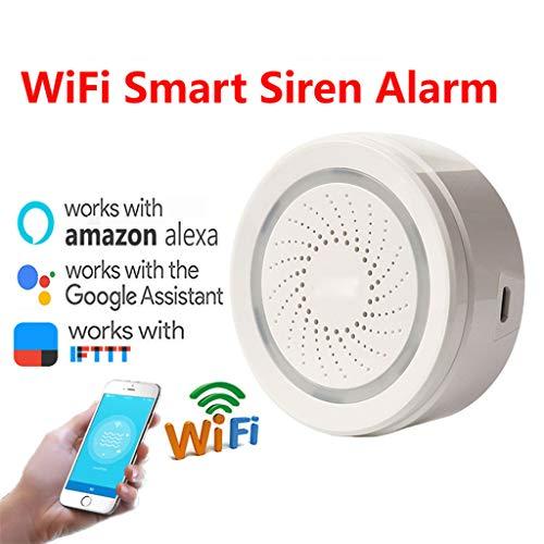 Aobiny Smart Home, WiFi inalámbrico Sonido Inteligente y ...
