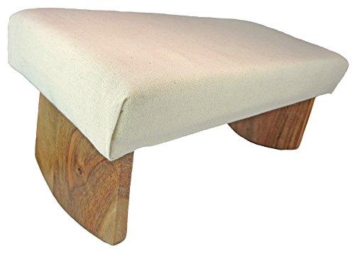 Meditation Bench- Acacia wood (Natural)