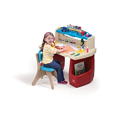 Step2 Deluxe Art Master Desk | Learning Toys