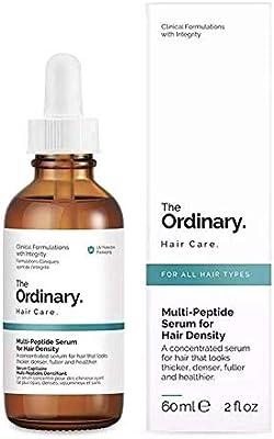 The Ordinary Multi Peptide Serum For Hair Density 60 Ml اشتري اون لاين بأفضل الاسعار في السعودية سوق كوم الان اصبحت امازون السعودية