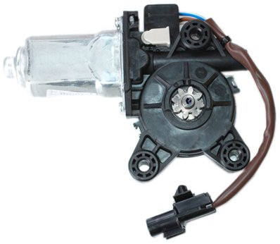 TYC 680043-G Hyundai Santa FE Front Passenger Side Replacement Power Window Regulator Motor