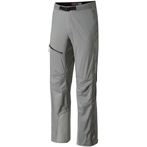 - Mountain Hardwear Quasar Lite II Regular Inseam Pant - Men's Manta Grey Medium