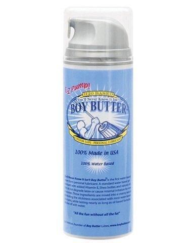 Boy Butter H20 5 oz EZ-Pump