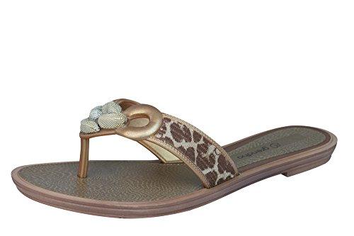 Grendha De Beige Sandales Exotic Femme Flip Thong Flops AaIxHwqAr