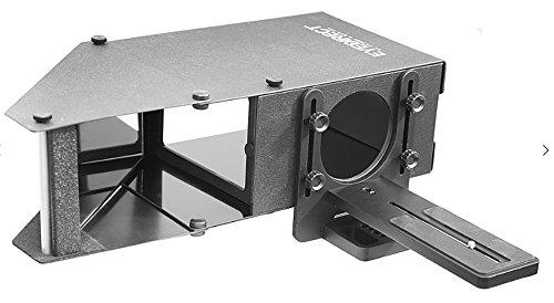 EyeDirect Folding Mark E Focusing Device and teleprompter / autocue by EyeLiner, Inc.