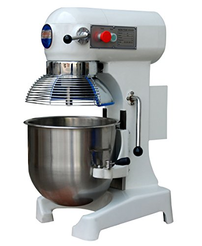 Hakka Commercial Planetary Mixers 3 Funtion Stainless Steel Food Mixer (20 Quart(M20A)) by HAKKA BROTHERS