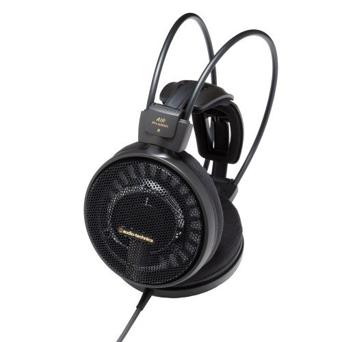 2 opinioni per Audio-Technica ATH-AD900X Black Circumaural Head-band headphone- headphones