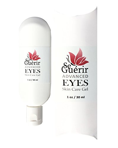 Eye Gel Rejuvenating Firming (Eye Gel Cream for Dark Circles, Puffiness , Wrinkles and Bags. Best Anti-Aging Gel for Under and Around Eyes, 1 fl oz. Amazing Results by Se Guérir)