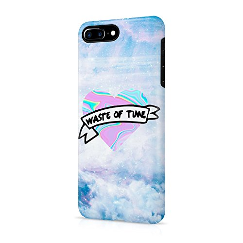 waste-of-time-holographic-tie-dye-heart-stars-space-apple-iphone-7-plus-plastic-phone-protective-cas