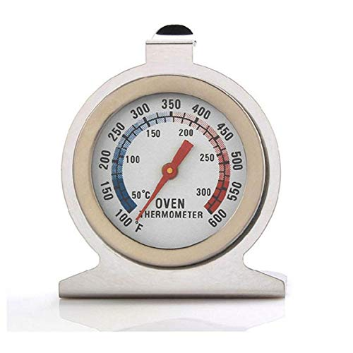 Iulove_kitchen&dining&bar Home Food Meat Dial Stainless Steel Oven Thermometer Temperature Gauge