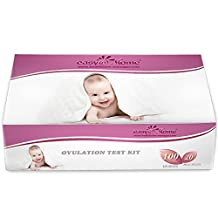 Easy@Home branded 100 Ovulation (LH) and 20 Pregnancy (HCG) Tests