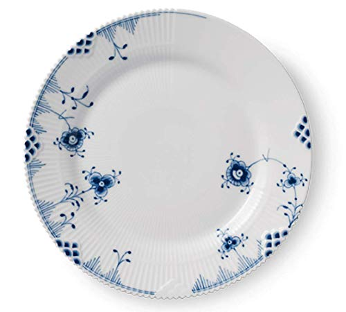Royal Copenhagen Blue Elements Bread & Butter Plate, 7.5