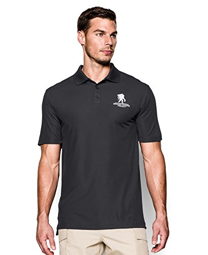 Under Armour Men's WWP Performance Shirt, Black, Small