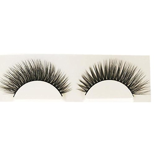 Ecosin Fashion Natural Handmade Eyelashes