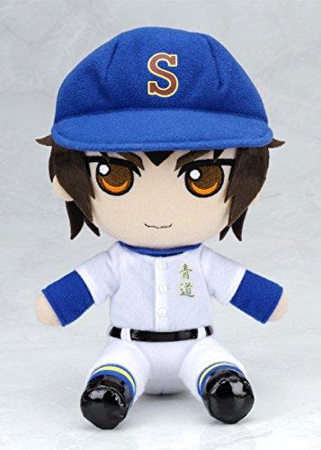 Ace of Diamond Stuffed series Sawamura Eijyun plush doll (Japanese imported) (Diamond Ace compare prices)