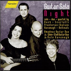 Cover of Guitar Gala Night