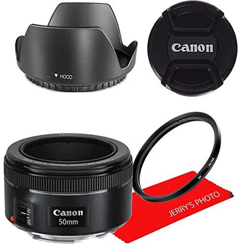- CanonEF 50mm f/1.8 STM Lens