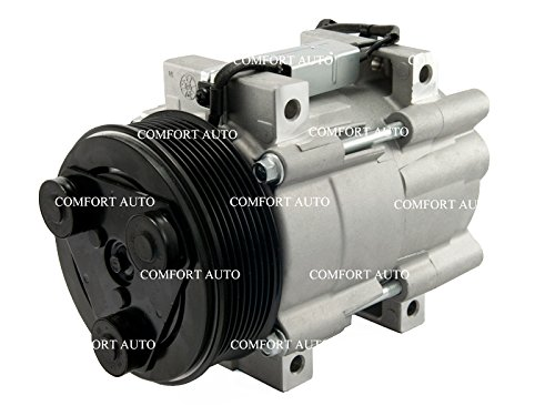 2006 2007 2008 2009 Dodge Ram 2500 3500 5.9L 6.7L Diesel New A/C AC Compressor with Clutch 1 Year Warranty