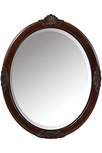 "Winslow Mirror, 37""Hx30""Wx1.5""D, ANTIQUE CHERRY"