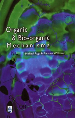Organic and Bio-organic Mechanisms