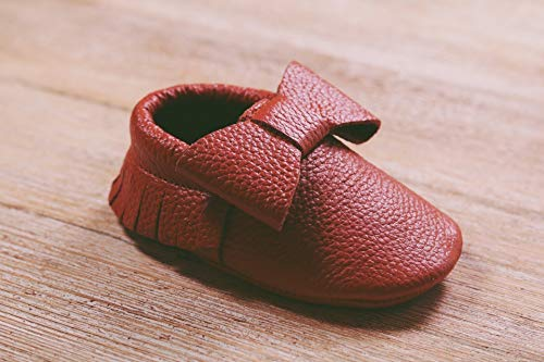 Soft Sole Oxford /& Loafer Shoes Boots Leather /& Suede Infant /& Toddler Moccasins London Jae Apparel Baby Moccasins for Boys /& Girls