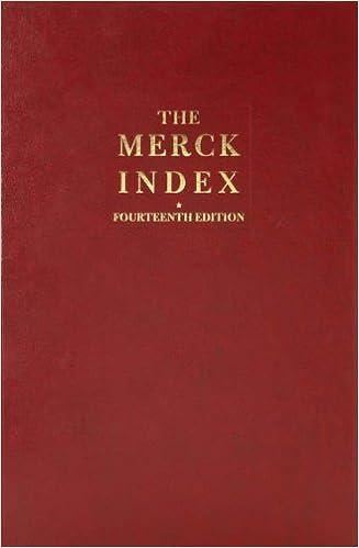 merck index free download pdf