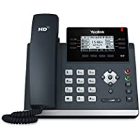 Yealink Ultra-Elegant IP Phone SIP-T41P PoE, Power Supply Not Included