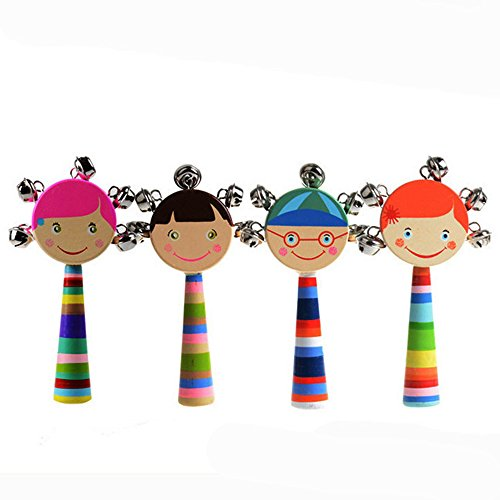 5 Pcs Baby Musical Instruments Toy Children Music Cartoon Toy Gift - 3