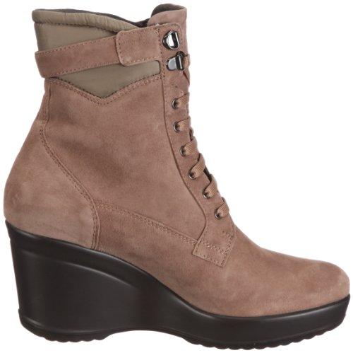 Mujer Easy Samsonite Beige beige Chic Ante Zapatos Clásicos Camoscio Beige De Mid Mud zpqHSTw