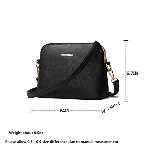Buy black small handbags for women