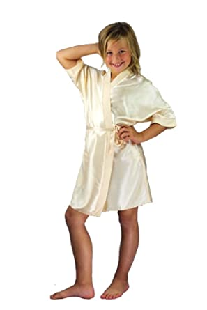 5da054f524c Nine X -Children Satin Dressing Gown