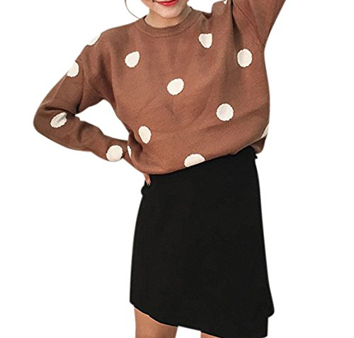 erdbeerloft - Jerséi - Opaco - para mujer marrón