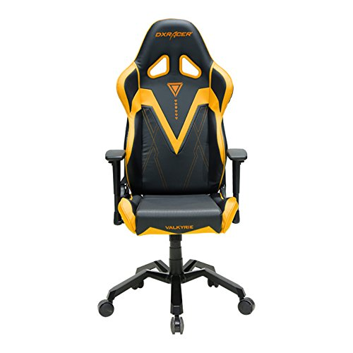 41HSFJt7iOL - DXRacer-Valkyrie-Series-VB03-Racing-Seat-Office-Chair-Gaming-Ergonomic-adjustable-Computer-Chair-with-Included-Head-and-Lumbar-Support-Pillows