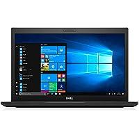 Dell Latitude 7000 14 7480 Business Ultrabook | Intel 7th Gen i5-7300U | Full HD FHD 1080p | 8GB DDR4 | 256GB SSD | Win10Pro (Certified Refurbished)