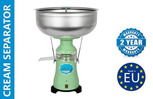 Cream separator Milky FJ130 EPR (115V), 34 gallons / hour