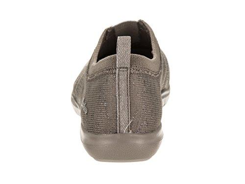 para Taupe Silver 22964 Zapatillas Mujer Skechers qxwRFB6En