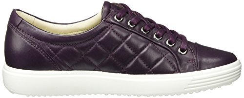 Ecco Soft 7 Ladies, Sneakers Basses Femme Violet (Mauve)