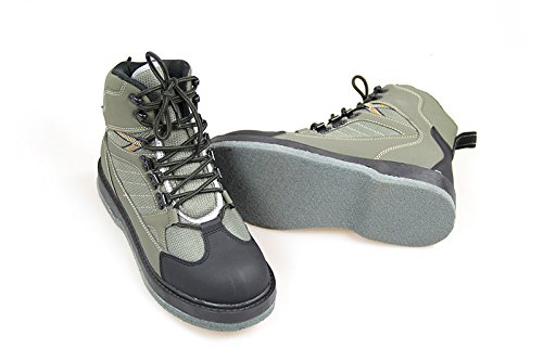 人気定番の Neygu通気性Felt Sole非スリップ釣りハンティングWading Boots B01N68FAD9 11 ( 8.5 ) Boots 11 B01N68FAD9, 西淀川区:9d1212f5 --- a0267596.xsph.ru