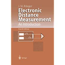 Electronic Distance Measurement: An Introduction
