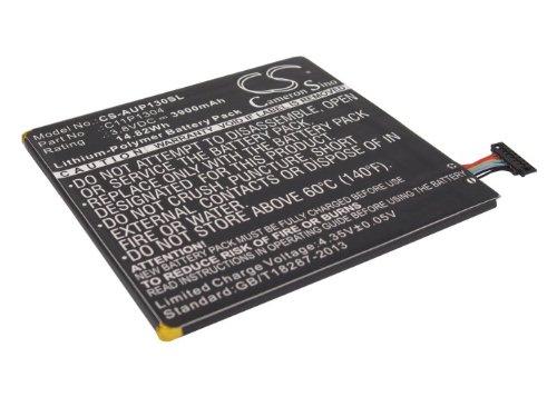 Cameron Sino 3900mAh Li-Polymer High-Capacity Replacement Batteries for Asus MeMO Pad HD7, ME173X, Memo Pad HD, ME180A, K00L, Memo Pad 7, fits Asus C11P1304, C11Pn51, C11PN9H