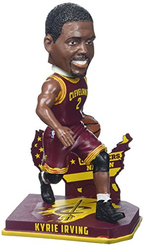 FOCO Cleveland Cavaliers Irving K. #2 Nation Bobble by FOCO
