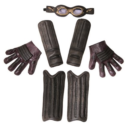Harry Potter Quidditch Kit (Harry Potter Quidditch Costume Kit)