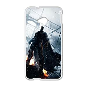 Batman FG0082219 Phone Back Case Customized Art Print Design Hard Shell Protection HTC One M7